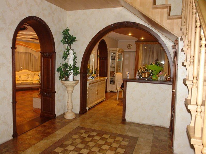 картинки арок в квартире фото состав